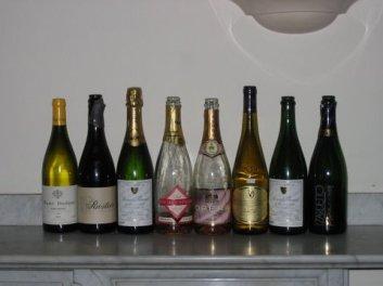 Wines tasted on 2/27/08