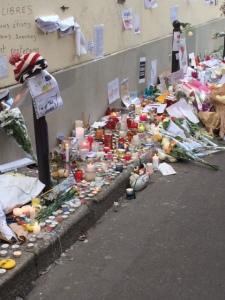 Memorial wall Jan 2014